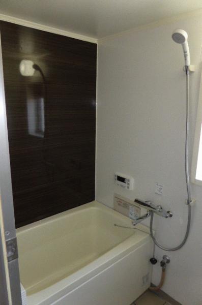 バスルームエアインシャワー