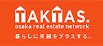 TAKTAS osaka real estate network